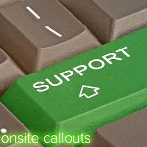 Onsite Callouts from Core 2 Computing